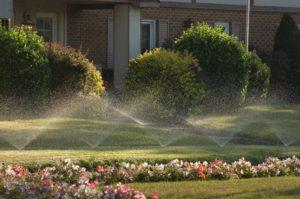 yard sprinkler by keemer plumbing salt lake city ut