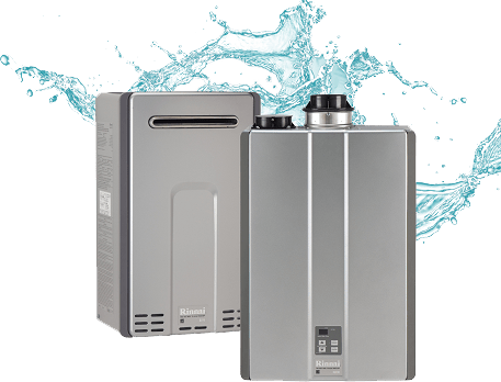 Tankless Water Heater Units
