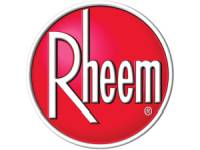 Trusted by Rheem
