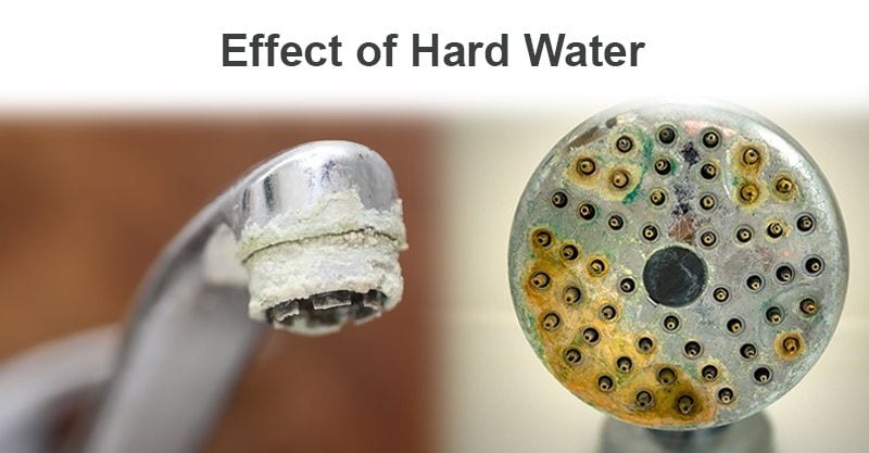 Effects Of Hard Water