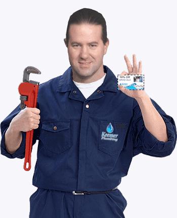 Our Keemer Plumbing Crew Member Jeremy