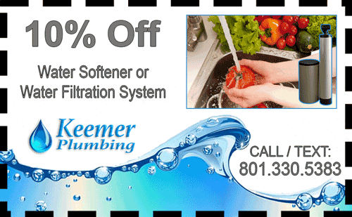 Water Softener or Water Filtration Coupon Offering