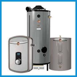 Tank or tankless water heaters Keemer Plumbing-SLC-Utah