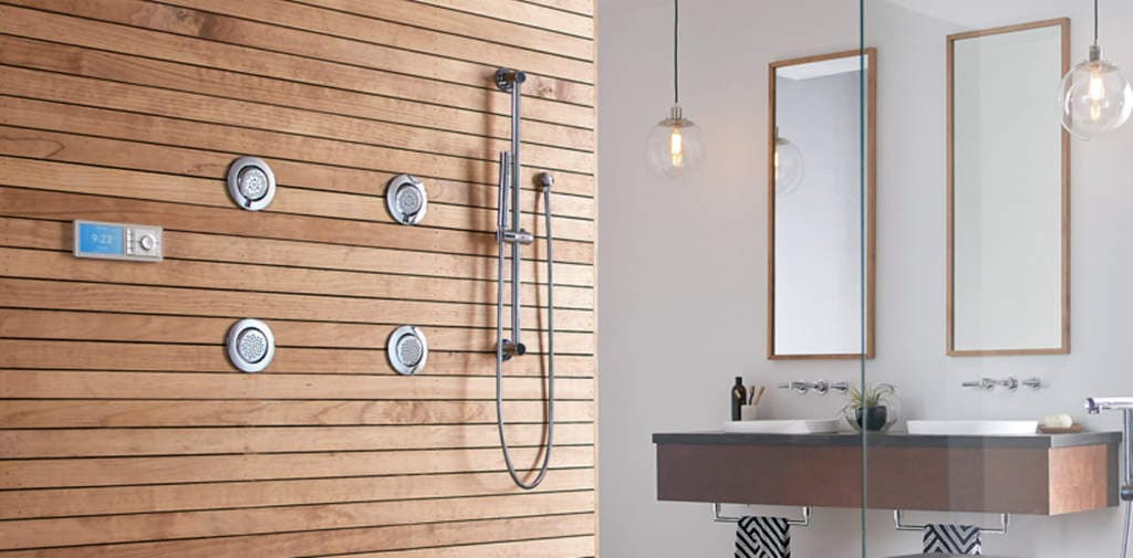 Smart Shower Bathroom