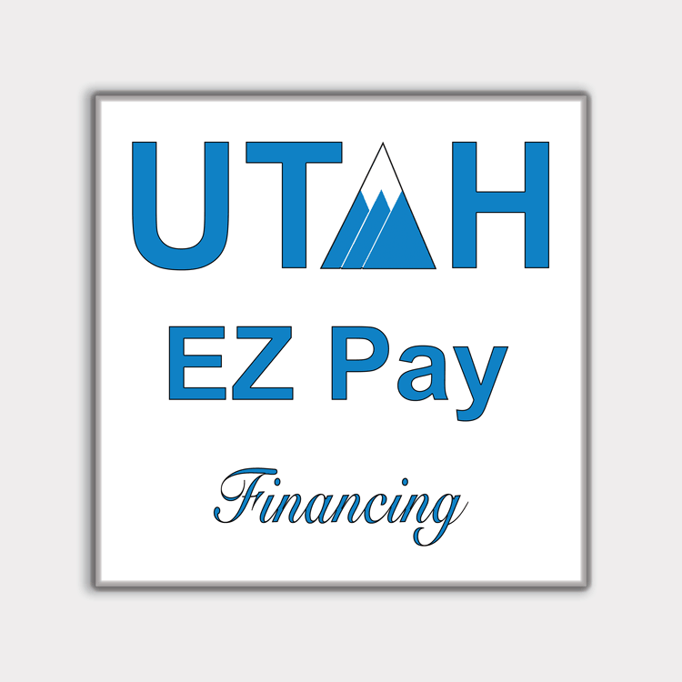 Utah EZ Pay Logo For Homeowner Home Improvement Financing In Taylorsville