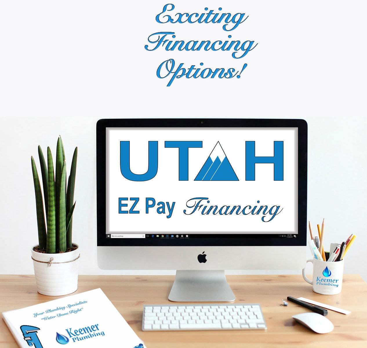 Utah EZ Pay Financing Banner