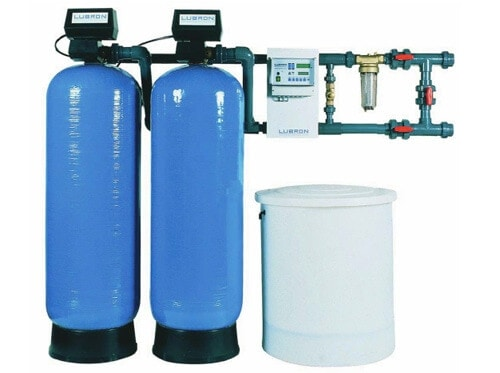 water softener  system units