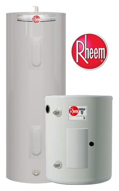 rheem smal and large