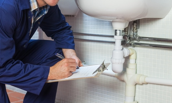 Free home plumbing inspection Utah Homeowners