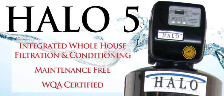 Halo 5 water filter Utah safe water
