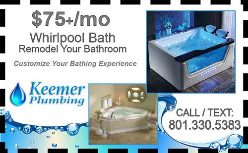 Whirlpool Tub Installation
