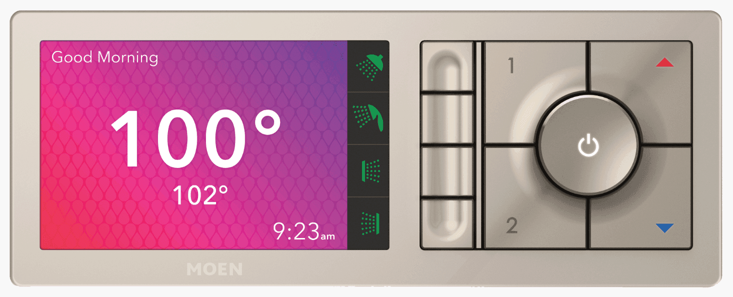 Moen U Shower Controller