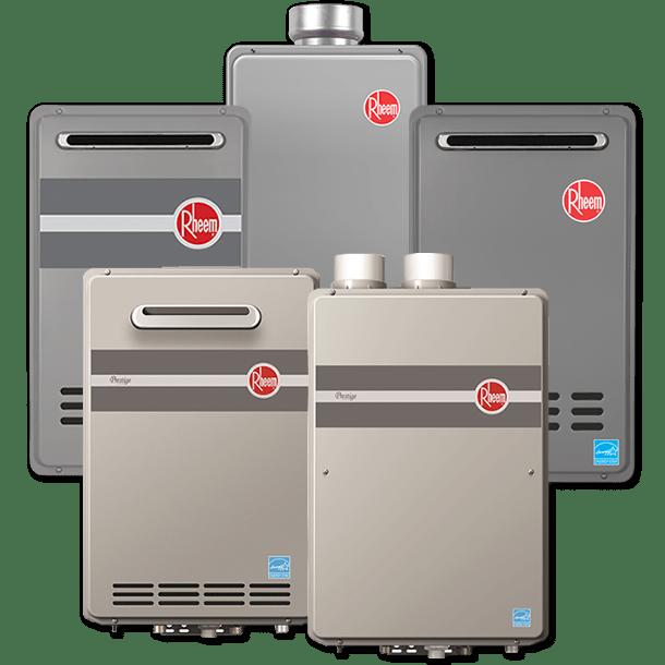 Tankless Water Heater Utah Salt Lake